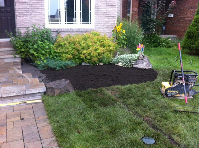 Sodding/Lawns Ottawa - Signature Stone Construction