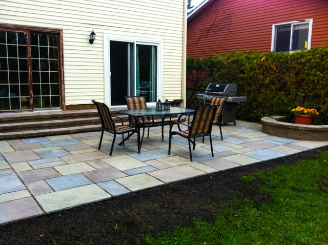 Patios - Signature Stone Construction